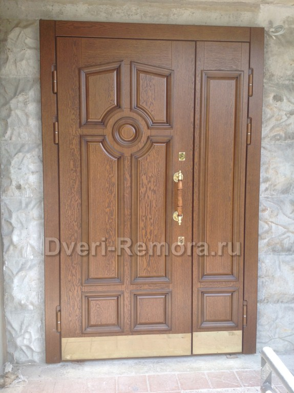 филенка мдф на металлическую дверь