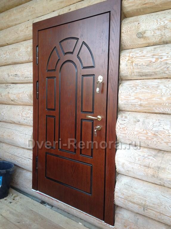 красивые железная дверь