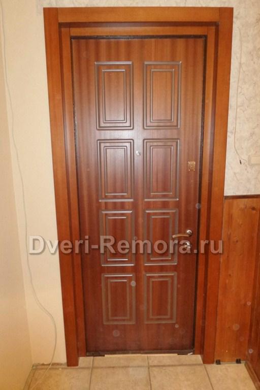 двери входные с мдф москва