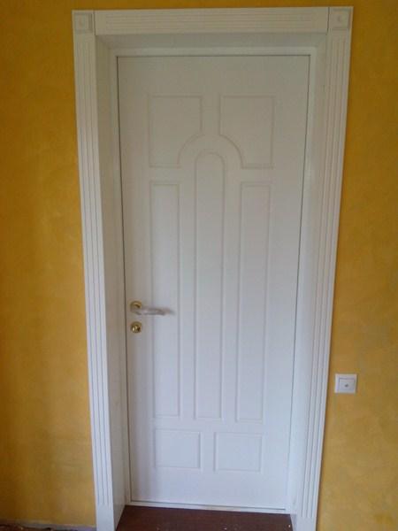 Доборы для металлических дверей