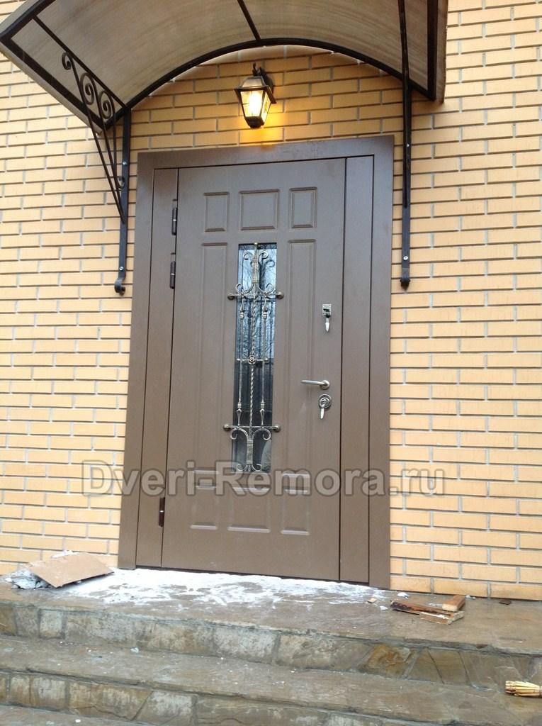 установка железной двери в ивантеевке