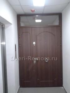 Двери тамбурные